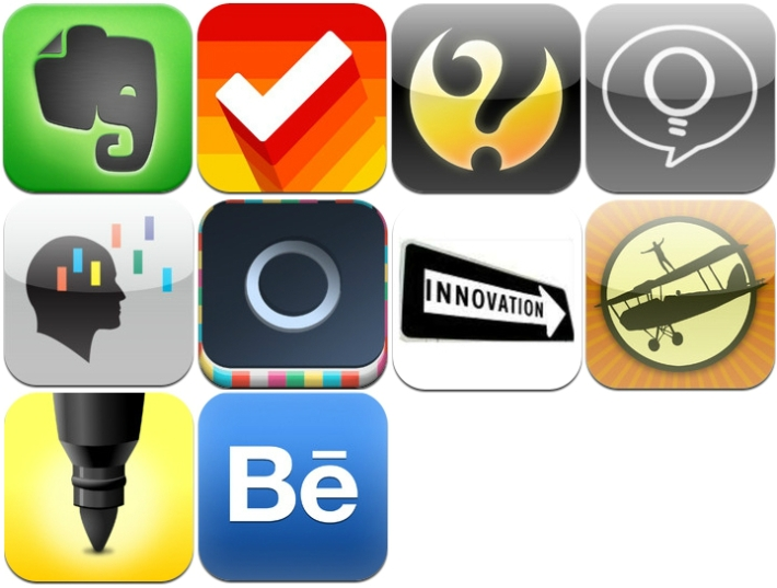 10AppsForCreativePersons